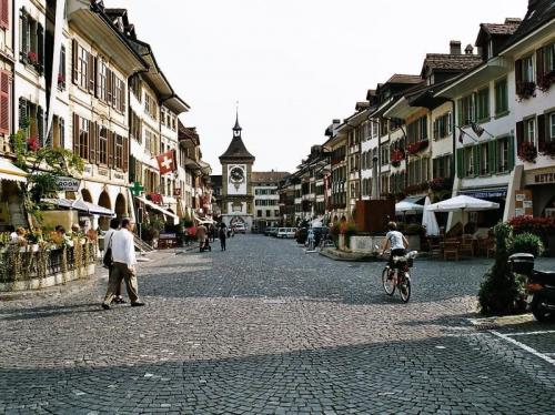 Murten Switzerland